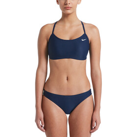 Nike Swim Essential Bikini dos nageur Femme, midnight navy